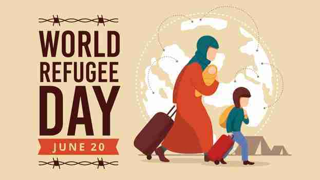 World Refugee Day with kids