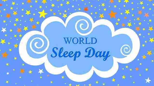 World Sleep Day with kids